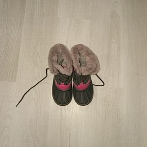 London Fog winter boots